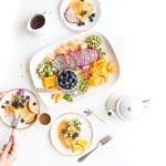 健康的な食事 果物