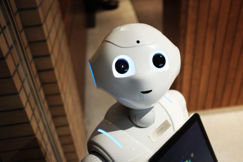 ロボット ペッパー