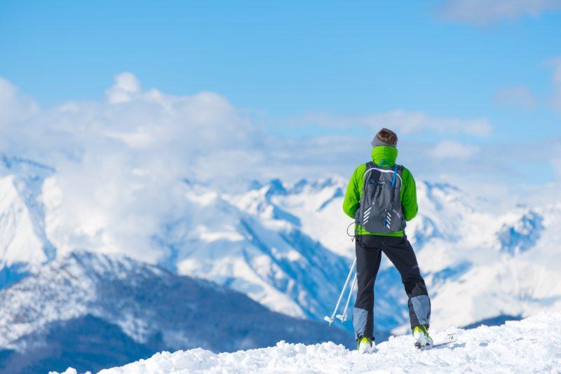 スキー、モーグル