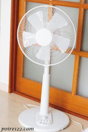 ユアサ扇風機YT3016Y-W