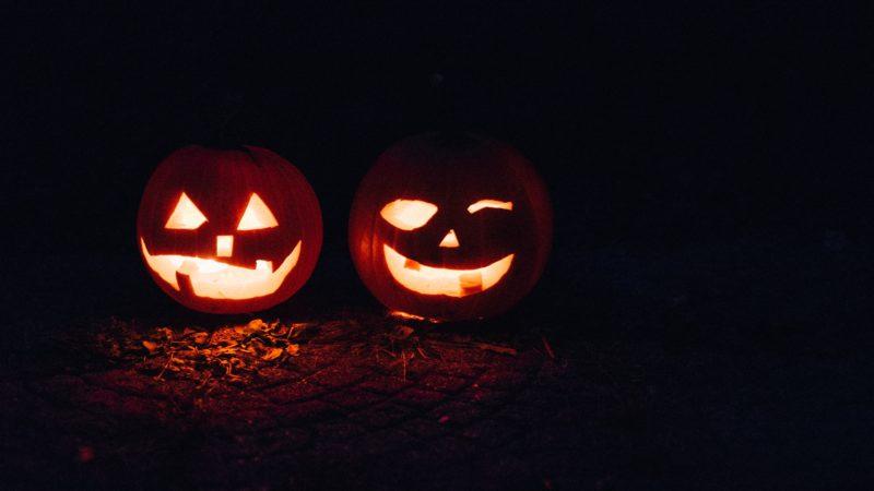 ハロウィンんかぼちゃ(ジャックオランタン)