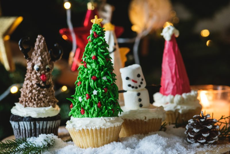 クリスマスケーキの種類