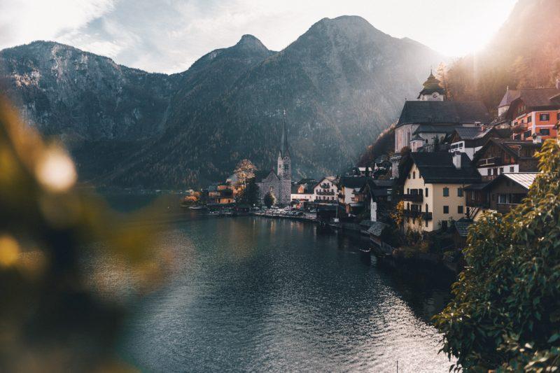 オーストリア観光冬の気温や服装