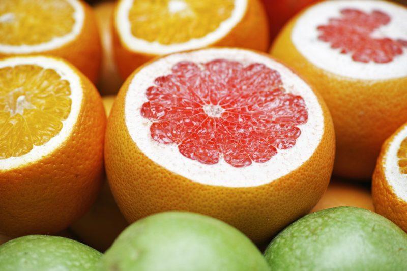 グレープフルーツの白い部分の名前と効能!皮の活用方法もご紹介