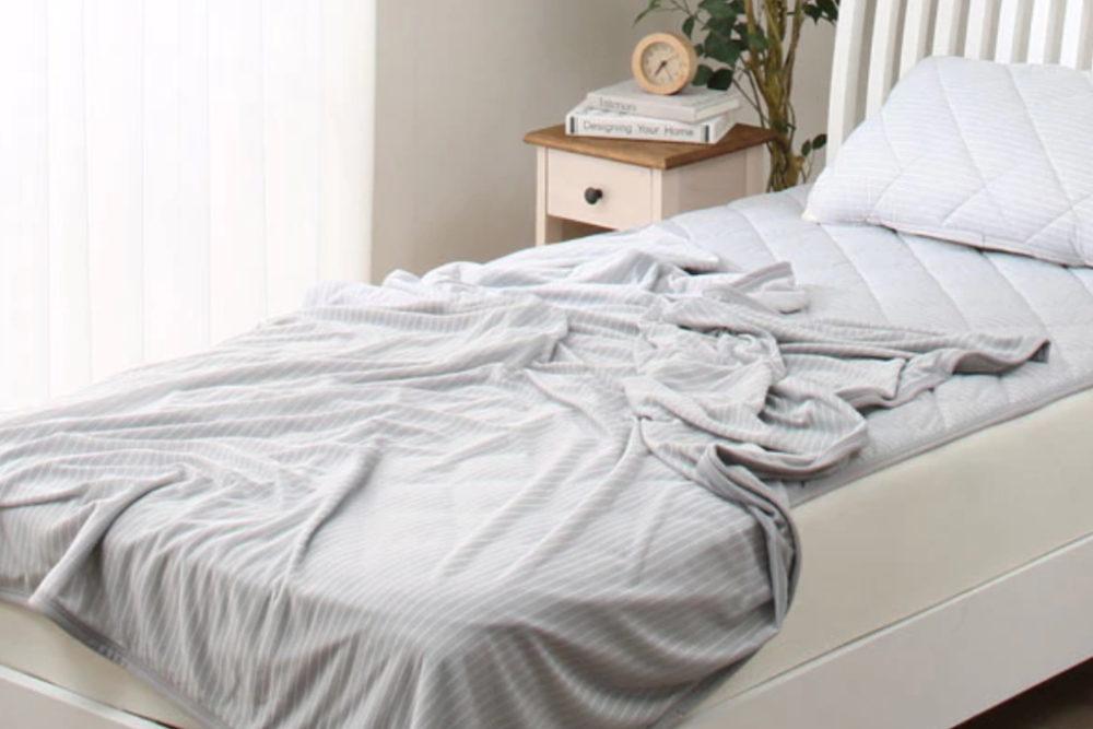 Nクール敷きパッドの洗い方・洗濯方法・口コミ!暑い夏