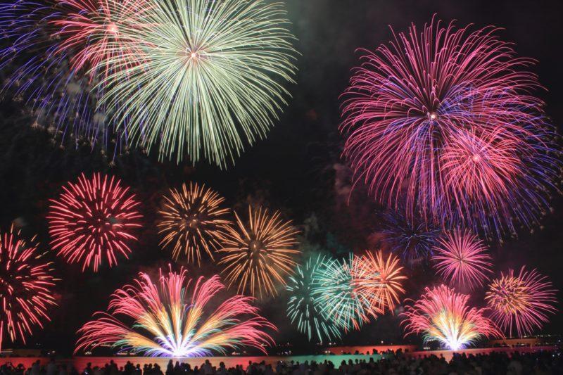 琵琶湖花火大会2019の穴場スポットと有料席の場所!当日券はある?